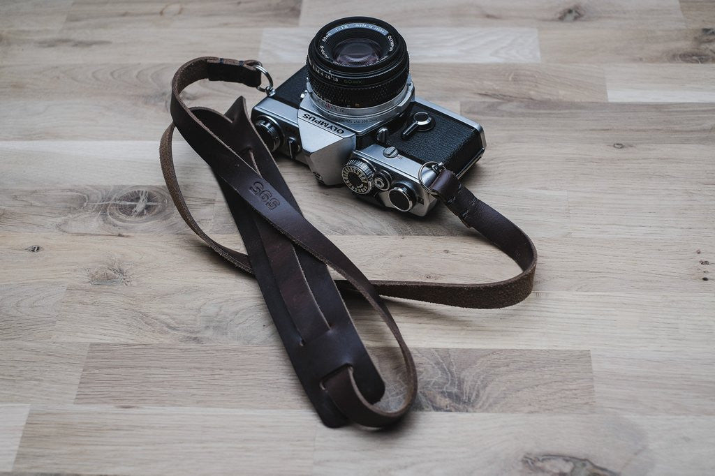 Neck Pads added to our HL range of leather camera straps