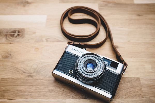 Camera Straps Leather | 595strapco