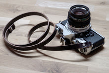 Load image into Gallery viewer, Classic Leather Camera Neck Straps | 595strapco - 4