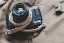 Load image into Gallery viewer, Classic Leather Camera Neck Straps | 595strapco - 5