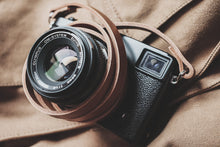 Load image into Gallery viewer, Classic Leather Camera Neck Straps | 595strapco - 3