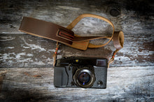 Load image into Gallery viewer, KOTU - Wide Leather Camera Strap