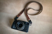 Load image into Gallery viewer, QR ANCHOR STRAP - Leather Neck Strap