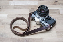 Load image into Gallery viewer, STERLING - Leather Camera Strap