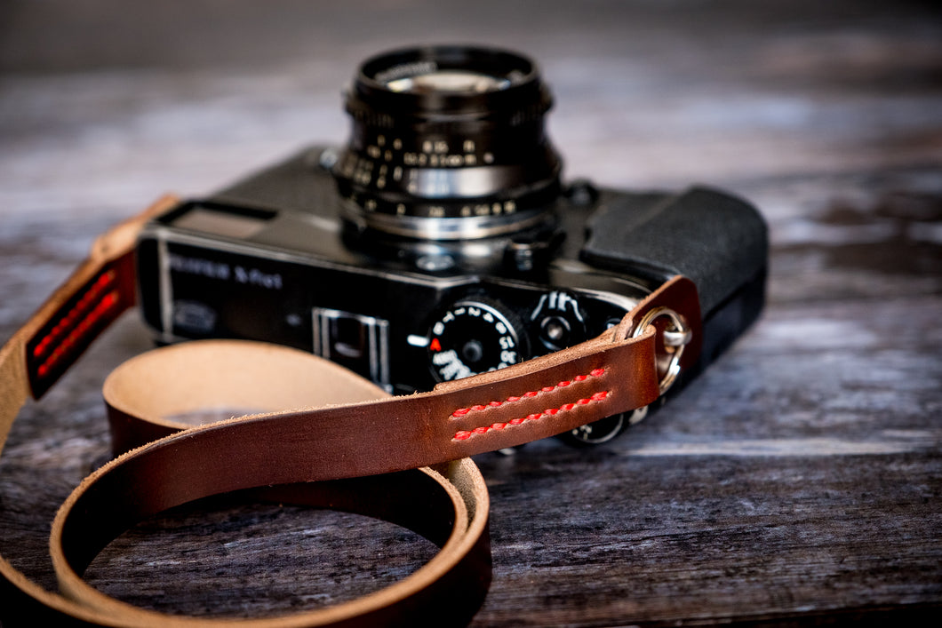 MOCAL - Leather Camera Neck Strap