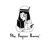 The Paper Baron logo