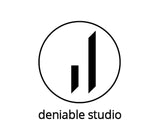 Deniable Studio logo