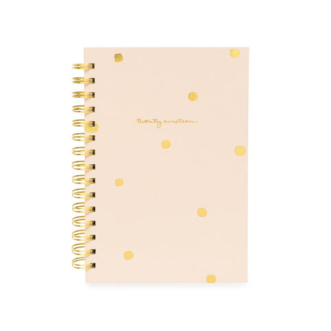 2019 Pink Dot Pocket Planner