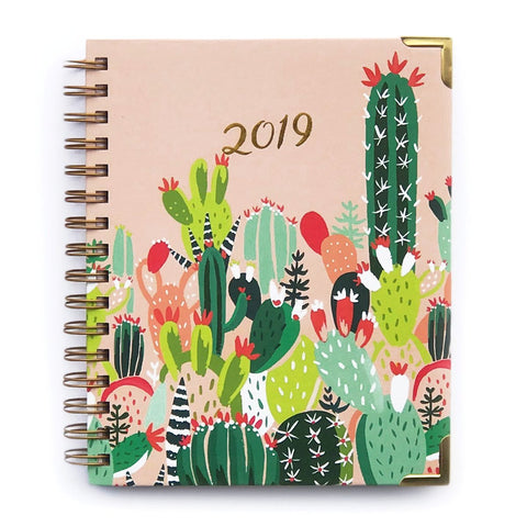 2019 Prickly Pear Planner