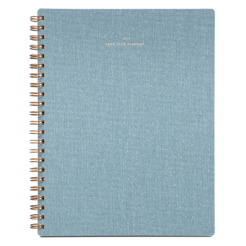 2020 Chambray Year Task Planner
