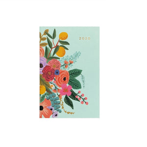 2020 Garden Party Pocket Agenda