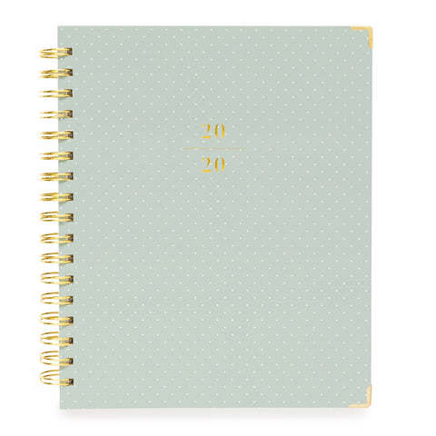 2020 Office Green Dot Planner