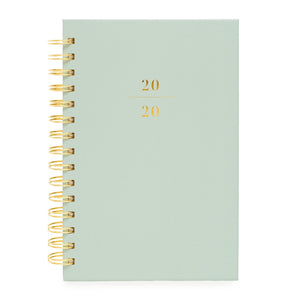 2020 Office Green Pocket Planner