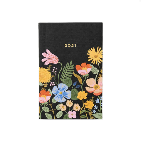2021 Strawberry Fields Weekly Pocket Agenda