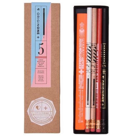 Assorted Origin One Pencils