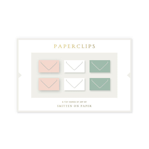Assorted Envelope Paperclips