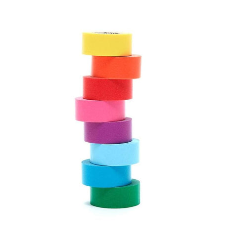 Bright Assorted Tape Set