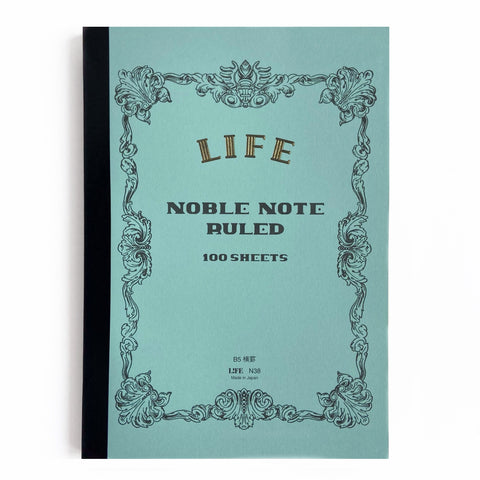 B5 Ruled Noble Notebook