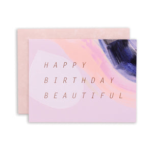 Beautiful Birthday Card