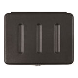Black Hardshell Laptop Case