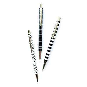 Black & White Mechanical Pencils