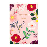 Blush Blossom Notebook