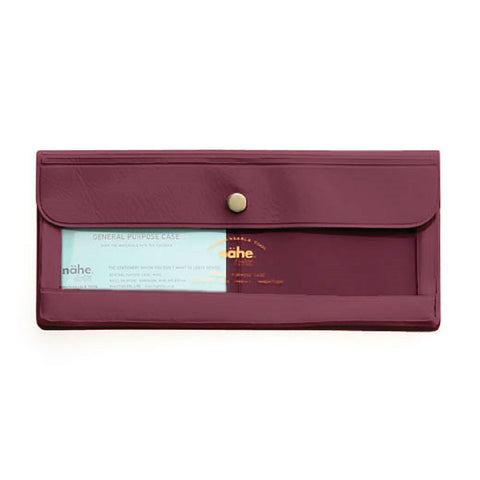 Bordeaux Pencil Case