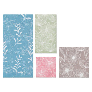 Botanical Assorted Envelopes