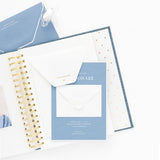 Chambray Baby Book