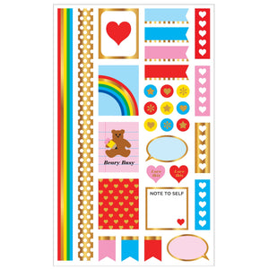 Classic Planner Stickers