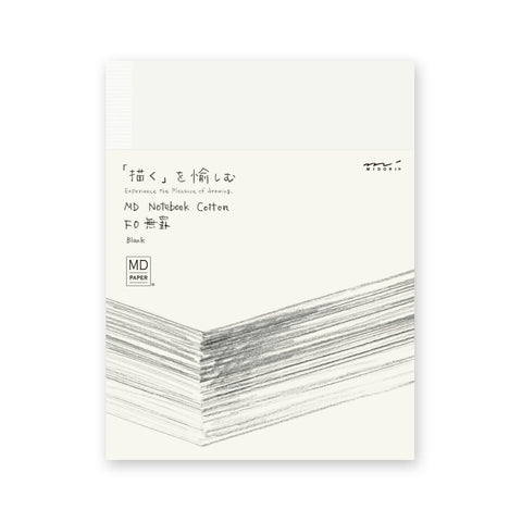 F0 Cotton Notebook