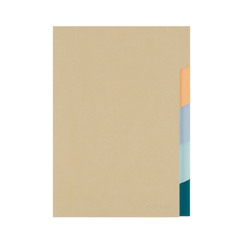Fawn Tabs Notebook