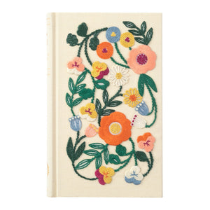 Floral Five Year Journal
