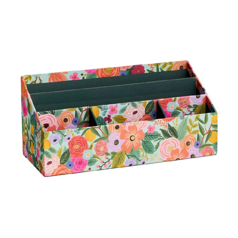 Garden Party Desk Organizer