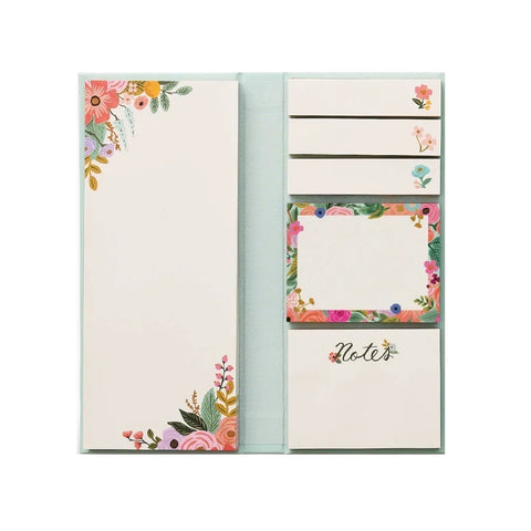 Garden Party Sticky Notes Folio