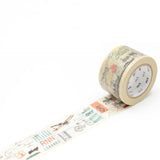 Globetrotter Washi Tape