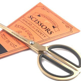 Gold Circle Steel Scissors