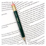 Green Pocket Wooden Mechanical Pencil