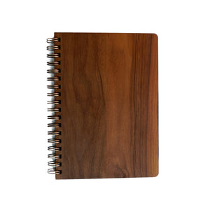 Grove Walnut Notebook