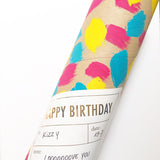 Happy Birthday Labels