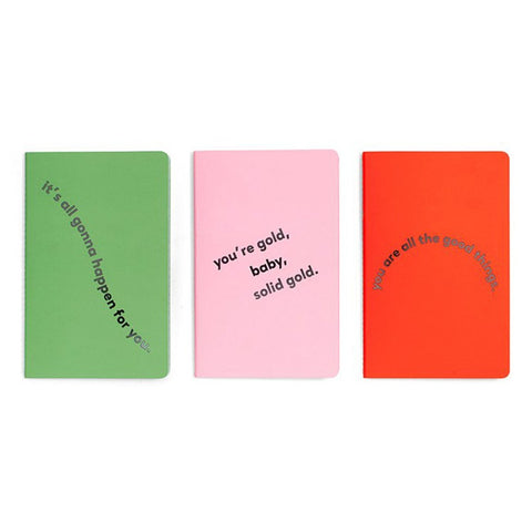 Compliments Notebook Set