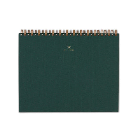 Hunter Green Sketch Pad