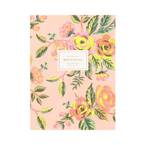 Jardin De Paris Memoir Notebook
