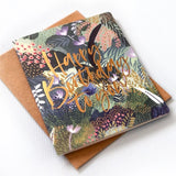 Jungle Happy Birthday to You Card