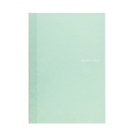 Mint Green Notebook