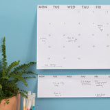 Monthly Calendar Sticky