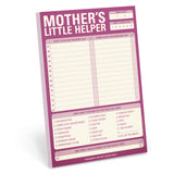Mother's Little Helper Notepad