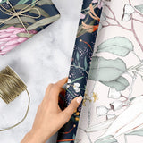 Native / Cockatoo Double-Sided Wrapping Sheets