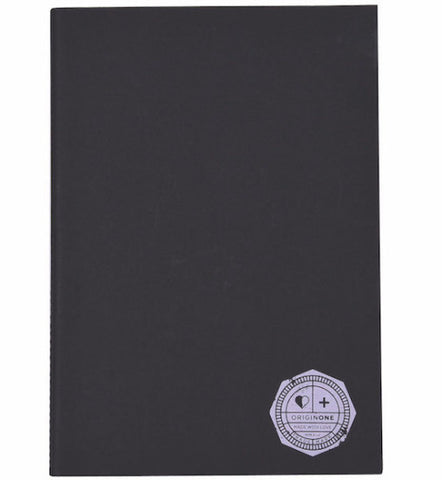 Black Kraft Notebook