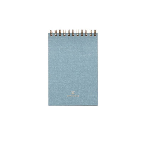 Chambray Notepad